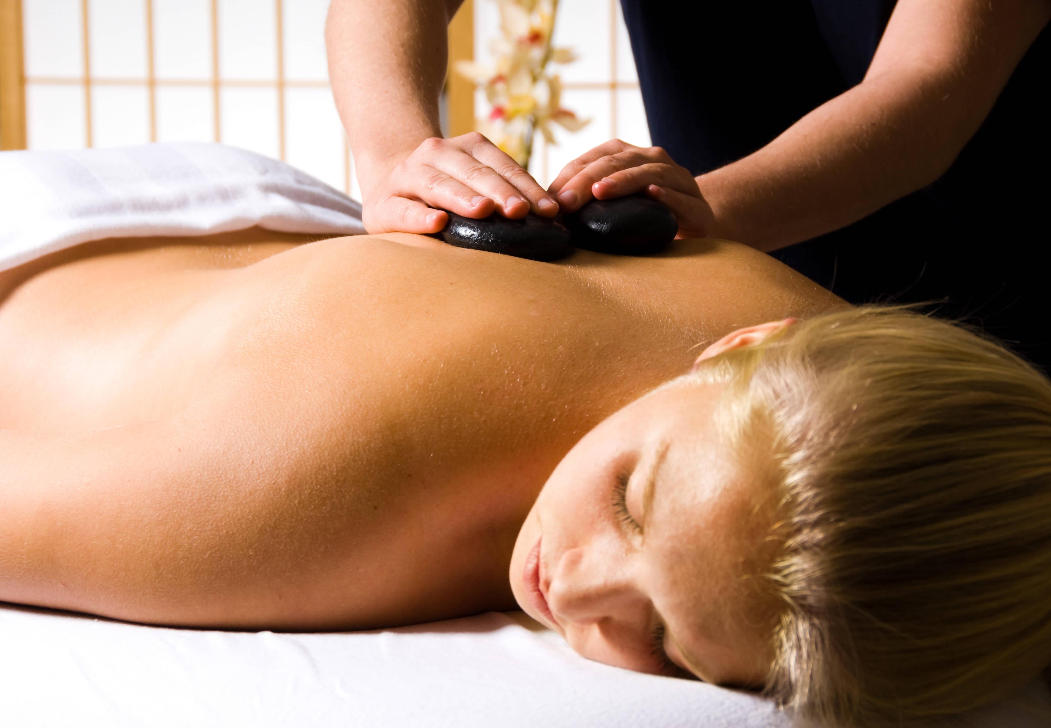 Hotstone Massage Colmar